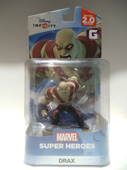 Drax 2.0 Guardianes De La Galaxia Marvel Disney Infinity