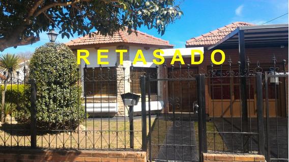 Retasada - Gran Casa En Villa Carlos Paz - Acepto Permuta
