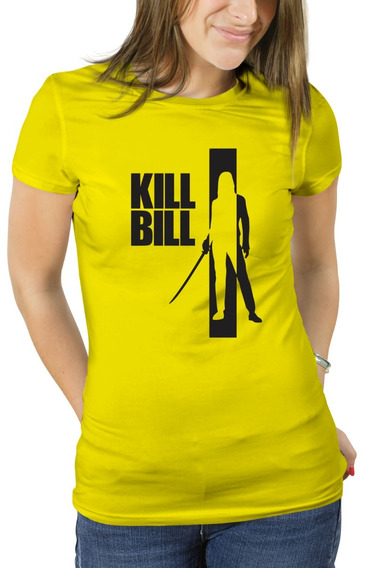 Camiseta Filme Kill Bill Quentin Tarantino