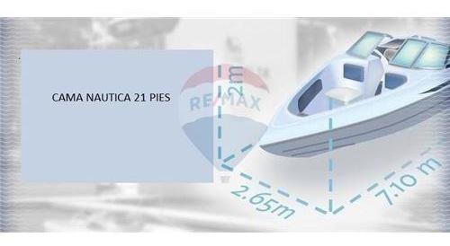 Venta 5 Camas Nauticas 18/21 Pies-oportunidad!!!