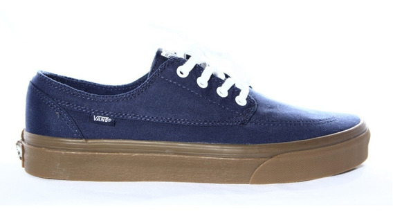 Tênis Vans U Brigata Gumsole Dress Blues 8081 Original