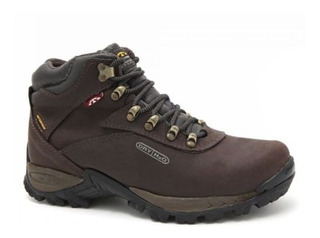 Bota Discovery Water Proof Couro - Bull Terrier