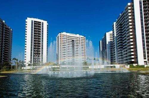Imagem 1 de 30 de Apartamento À Venda No Bairro Barra Da Tijuca - Rio De Janeiro/rj - O-5480-13510