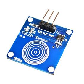 Tact Switch Sensor De Toque Capacitivo