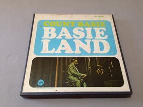 Fita De Rolo Count Basie - Basie Land - 4track 7 1/2 Ips