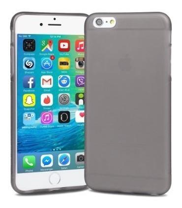 Estuche Goma Gel Tpu Ultra Thin Para iPhone 6 Plus