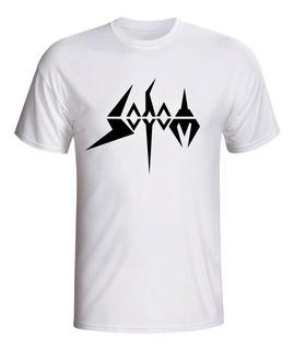 Camiseta Camisa Sodom Metal Banda Rock