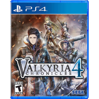 Valkyria Chronicles 4 Launch Edition Ps4 Delivery Stock Ya