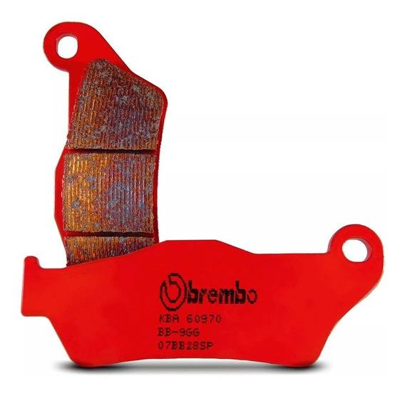 Pastilla Freno Trasero Bmw R 1200 Gs - Brembo