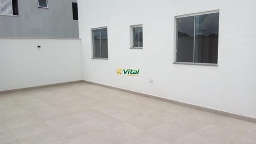 Apartamento Com Área Privativa Com 3 Quartos Para Comprar No Visconde Do Rio Branco Em Belo Horizonte/mg - Vit4701