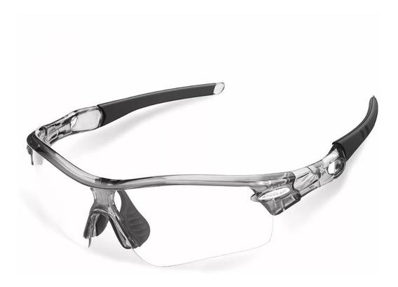 Lentes Gafas Ciclismo Fotocromatico Graduable Polarizado