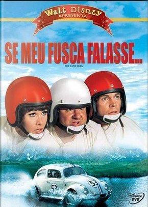 Dvd Se Meu Fusca Falasse 1968 Dublado