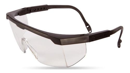 Anteojos Gafas De Seguridad Transparente Antirraya Uv