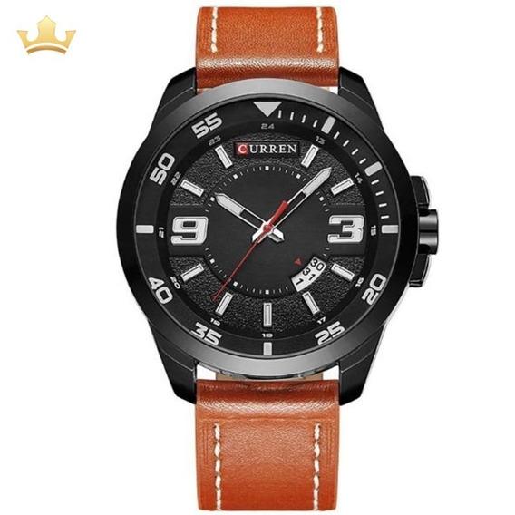Relógio Masculino Curren 8213 Com Nf