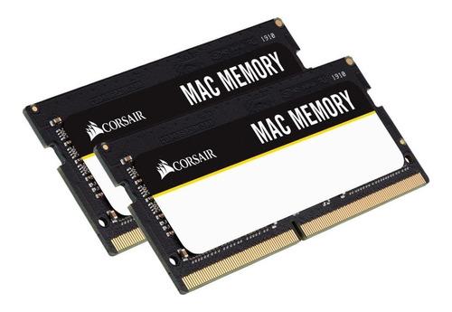 Memória Para iMac 5k E Mac Mini Ddr4 64gb 2666mhz Corsair