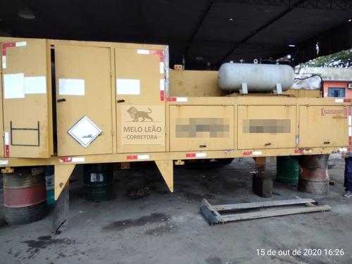 Comboio Ecológico Gascom -ano 2013 - Completo, Tanque Diesel