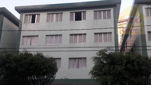 Apartamento À Venda, 50 M² Por R$ 170.000,00 - Vila Guilhermina - Praia Grande/sp - Ap3838