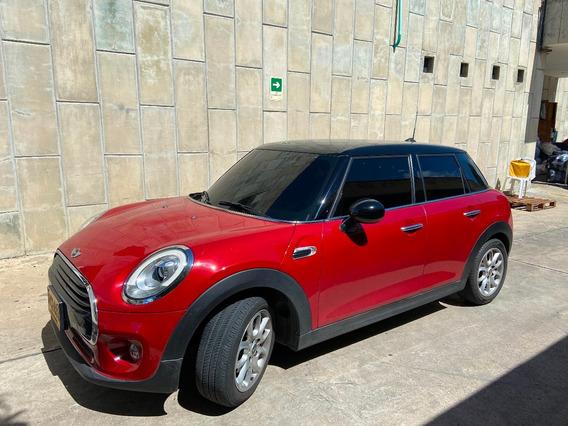 Mini Cooper Pepper Modelo 2018 Rojo 5 Puertas
