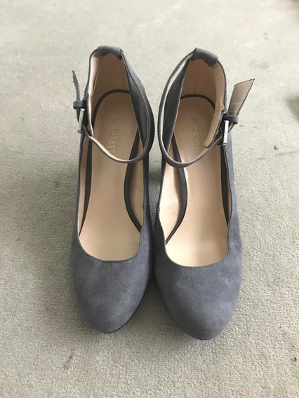 Zapatos T38.5 Mujer Nine West