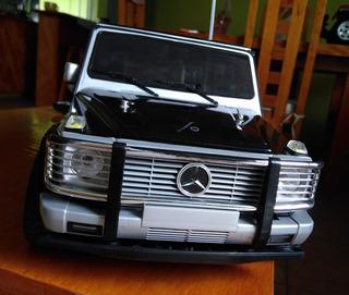 Mercedes Benz Nikko A Radio Control Remoto Escala 1/10