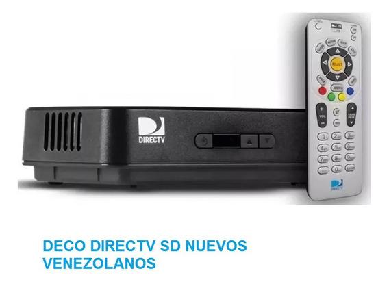 Deco Direct Tv Sd