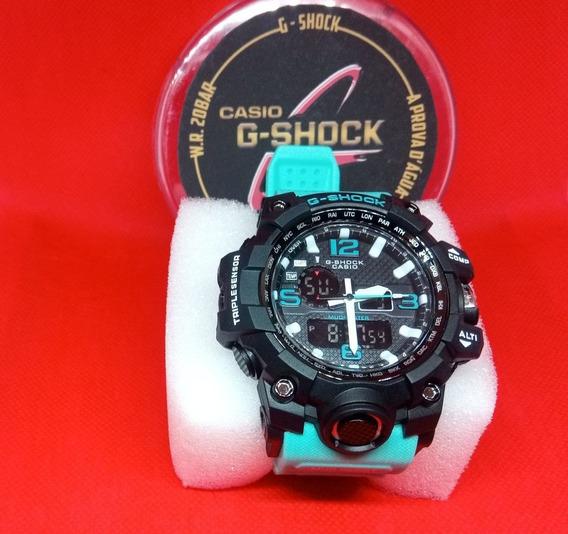 Relógio Masculino De Luxo Frete Grátis A Prova De Água