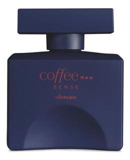 Perfume Coffee Man Sense 100ml Original E Lacrado