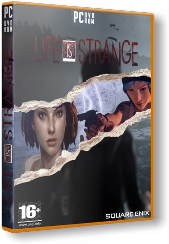 Life Is Strange Complete Edition - Pc Dvd - Frete 8 Reais