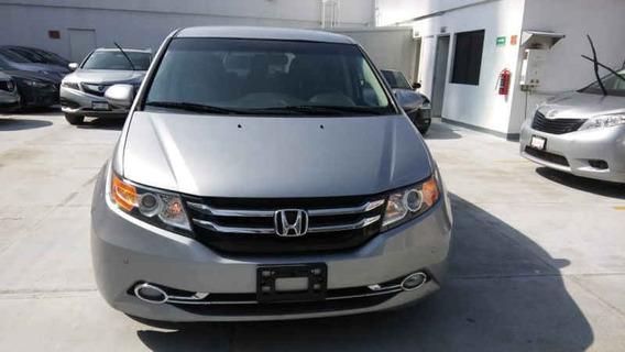 Honda Odyssey 5p Exl V6/3.5 Aut