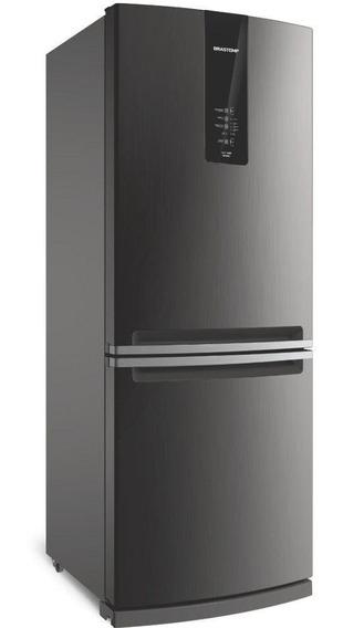 Refrigerador Brastemp Bre57ak Frost Free Duplex 443 Litros