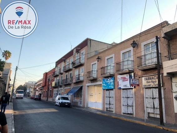 Céntrico Edificio En Renta En Corazón Histórico De La Ciudad