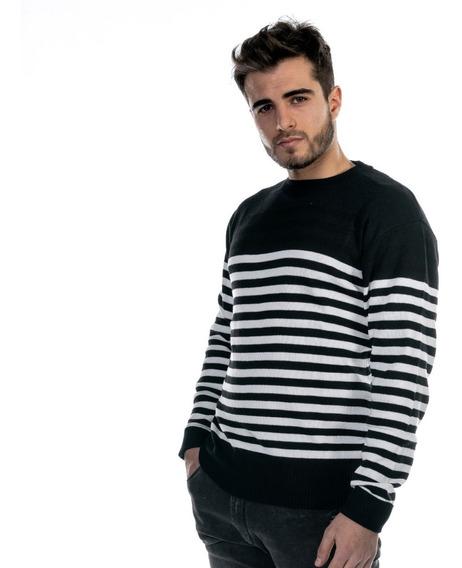Buzo Sweater Hilo Algodón Turk London 888/01