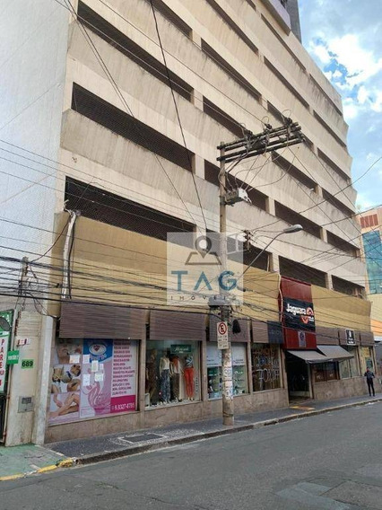 Sala À Venda, 40 M² - Centro - Campinas/sp - Sa0029
