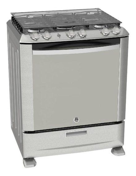 Cocina Ge Appliances 76 Cm Cg776i Multigas Inoxidable