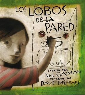 Comic Los Lobos De La Pared - Neil Gaiman