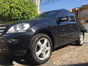 Mercedes Benz Ml 3.5 2007 Blindado Niii