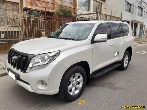 Toyota Prado Tx-sin Pico Y Placa