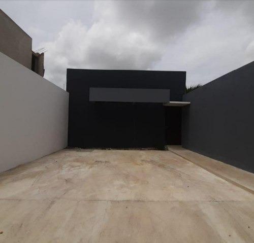 Casa De 1 Planta En Venta En Mérida, Kunay 23, Cholul
