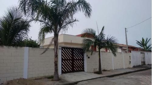 Casa Perto Da Praia No Cibratel 2 Em Itanhaém - 4645 | Npc