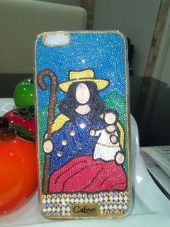 Forros Para Celular Samsung, iPhone, Eic Decorados Pedreria