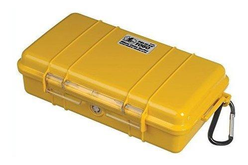 Pelican 1060 Micro Case Amarillo
