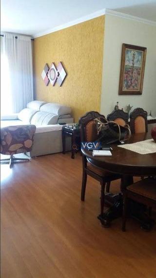 Apartamento Residencial À Venda, São Judas, São Paulo. - Ap1891