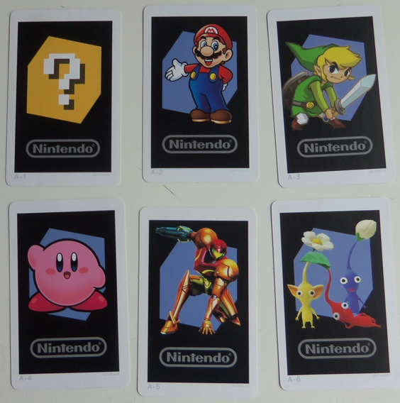 Ar Cards 3ds Originais