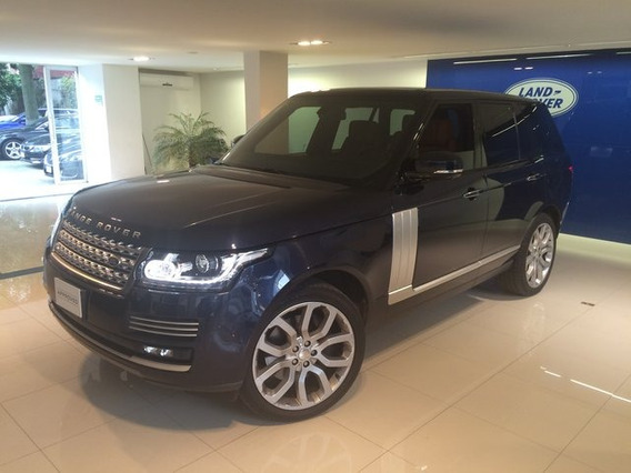 Land Rover Range Rover Autobiography S/c 2015