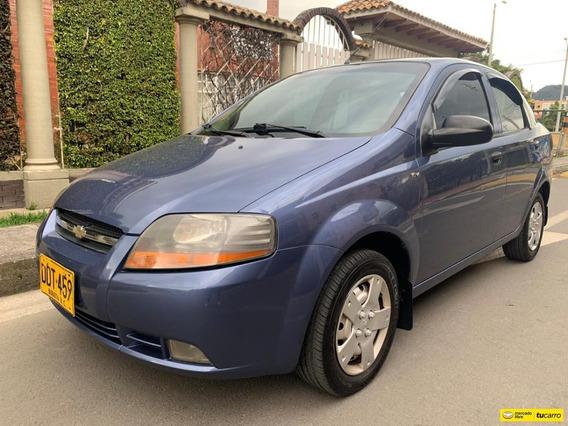 Chevrolet Aveo 1.6cc Mt Aa