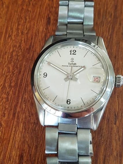 Relógio Original Tudor Oysterdate Prince Rolex