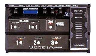 Pedalera Rocktron Utopia B200 Multiefectos Controlador R1585 18 Cuotas