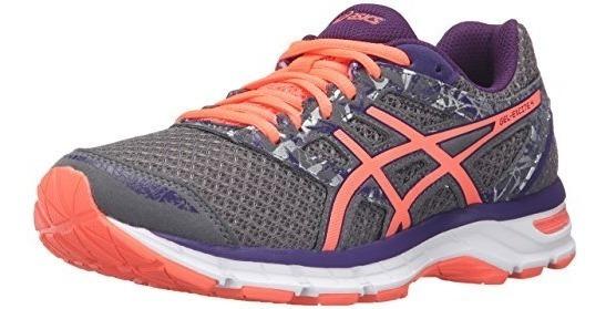 Zapatillas De Running Asics Gelexcite 4 Para Mujer