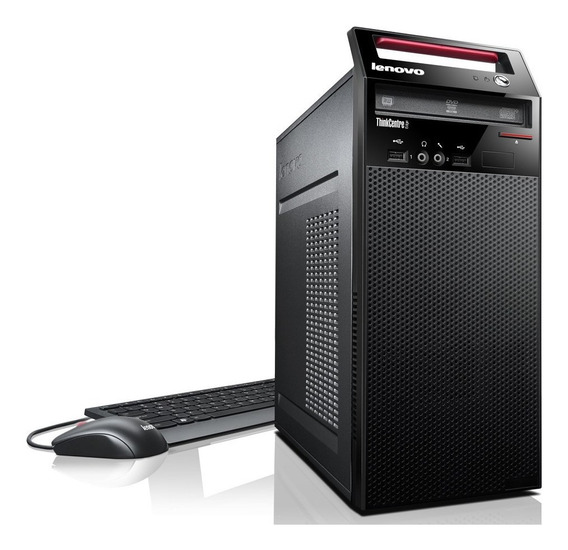 Desktop Computador Lenovo Edge72 I3 4gb Ram Hd 250gb