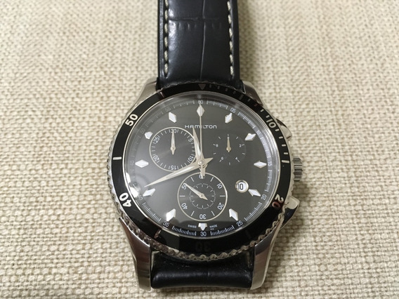 Relógio Hamilton Jazzmaster Seaview